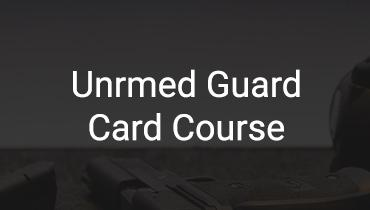 <span>Guard Card</span>Unarmed Guard